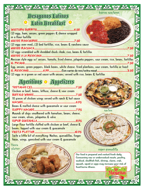 las-margaritas-menu-2